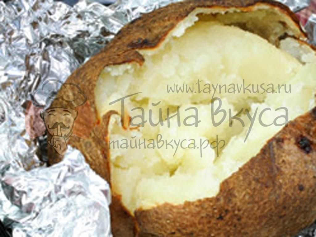 Картофель цельный (запечёный)