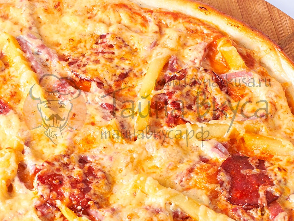 Пицца КОВБОЙСКАЯ