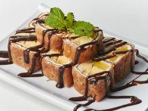Десертный ролл Шоколатье