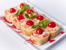 Десертный ролл Баунти