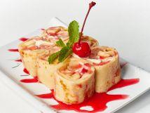 Десертный ролл Бейлиз
