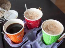 Кофе ФРАППЕ (ледяной кофе)