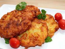 Драники картофельные
