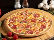 Пицца ДВА СОУСА